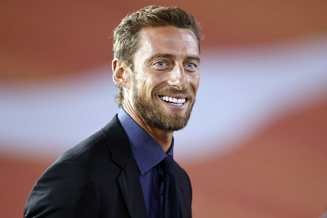 Claudio Marchisio in a suit