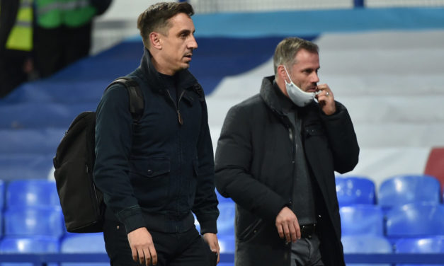 Neville wants Man Utd to overlook Conte: 'I don't think he's a fit'