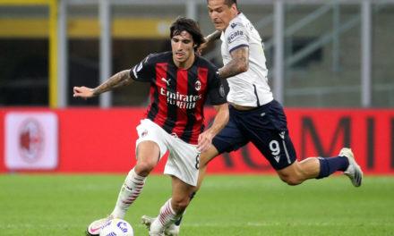 Milan and Brescia still negotiate over Tonali