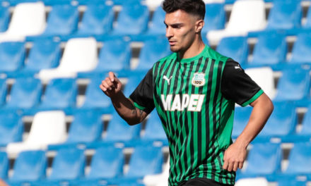 Sassuolo defender Ayhan waiting for Besiktas