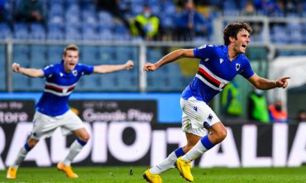 Augello felt Ranieri's farewell was 'a big blow' for Samp