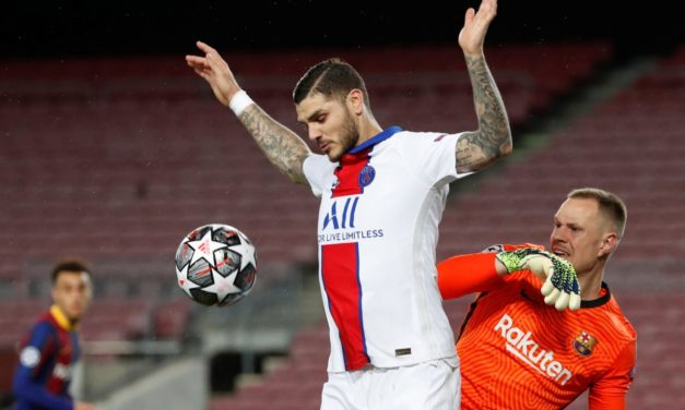 Icardi absent from PSG training after breaking up with Wanda Nara