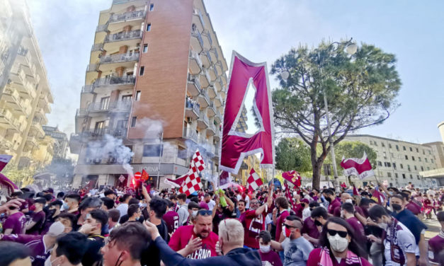 Salernitana provide Serie A registration documents