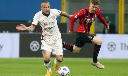 Cagliari on the verge of signing Nainggolan