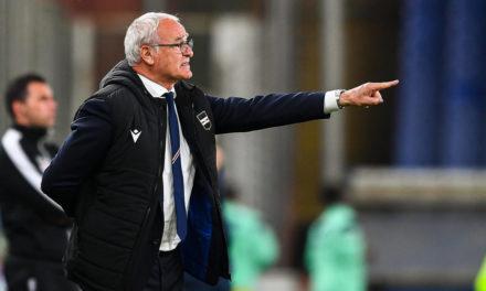Ranieri: 'Italy play like a club'
