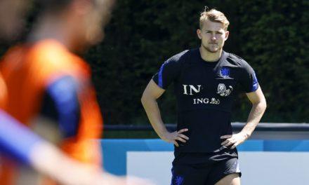 De Ligt returns for the Netherlands