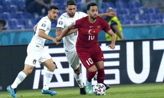 Calhanoglu confirms he's joining Inter: 'Tomorrow, I'll sign the contract'