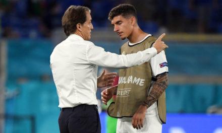 Italy: Mancini confirms Verratti return