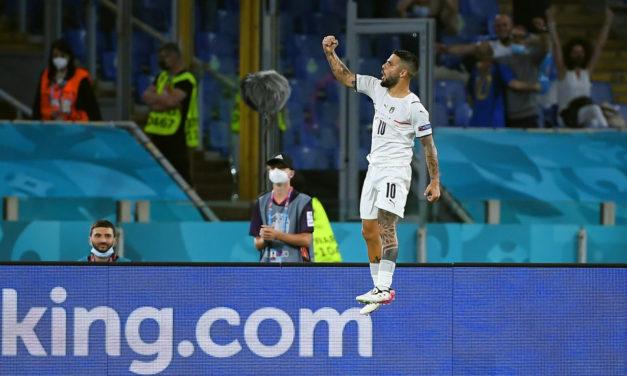 Insigne: 'Jorginho should be shortlisted for Ballon d'Or'