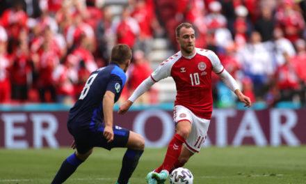 Denmark provide Eriksen update