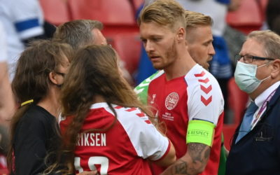 Kjaer: 'Days don't go by without thinking of Eriksen'