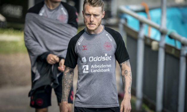 Kjaer: 'A shock that will be part of me forever'