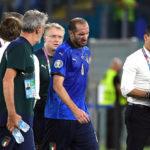 Injured Chiellini to miss Wales clash