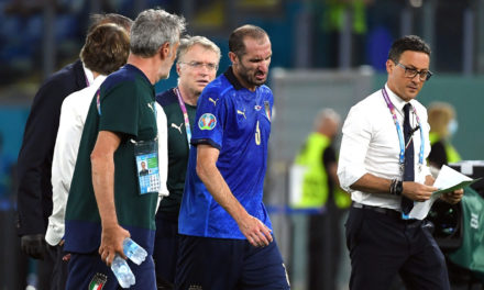 Italy: Chiellini provides injury update