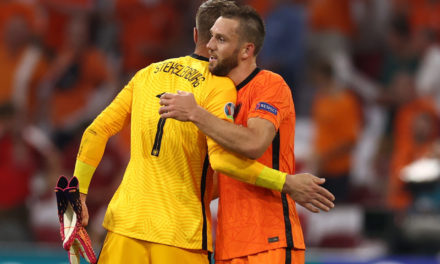 De Vrij 'can't explain' the missed penalties and own goals at Euro 2020