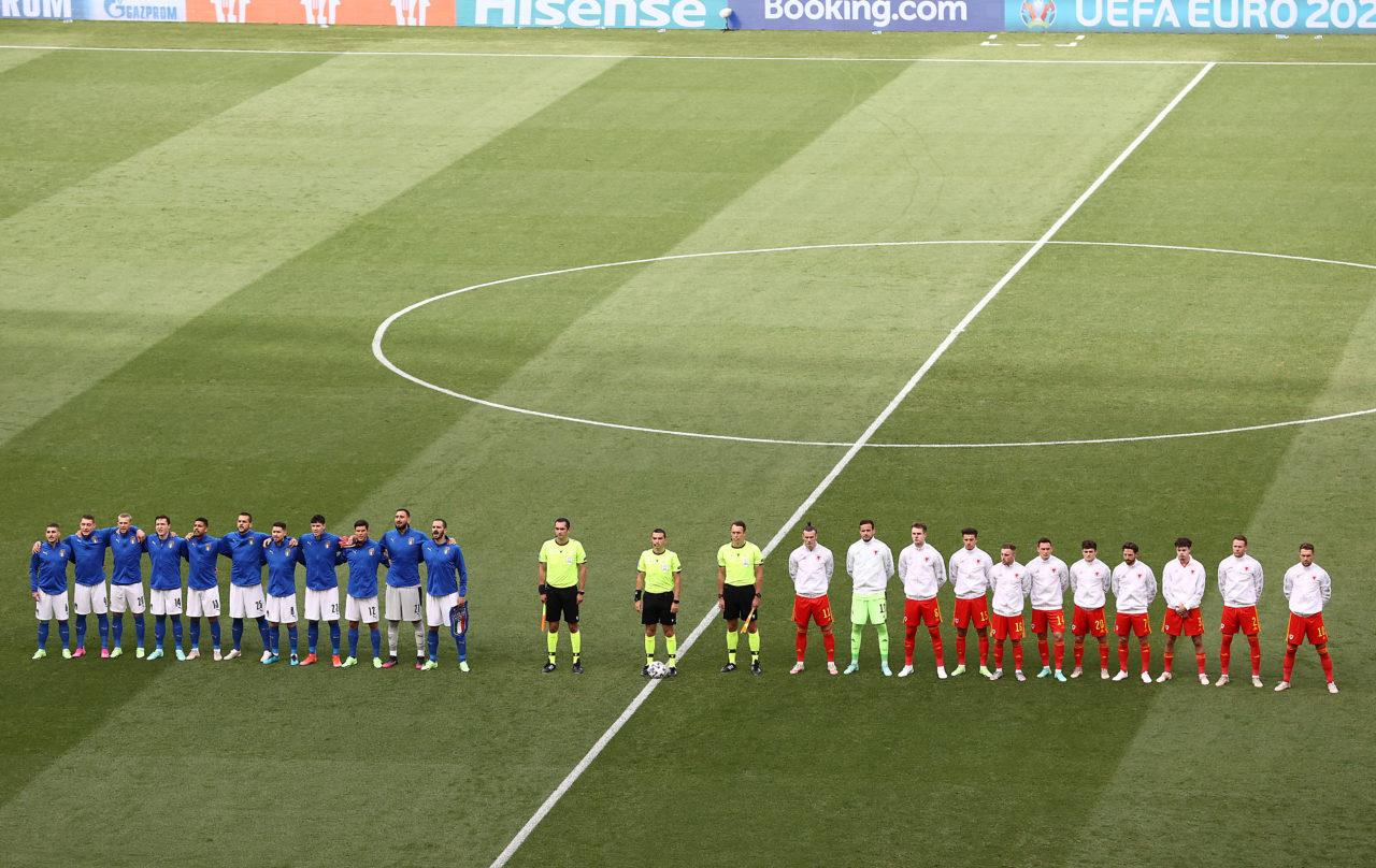 Italy vs. Wales