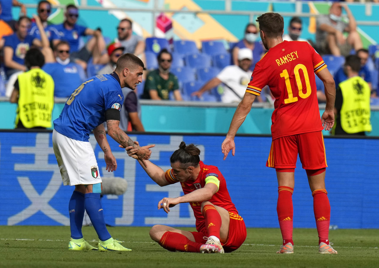 Verratti, Bale and Ramsey