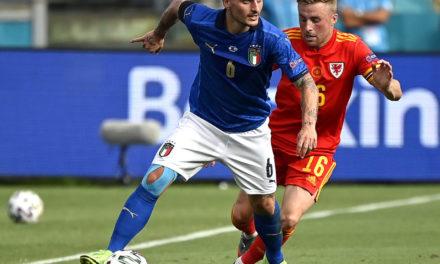 Verratti: 'Italy think big at Euro 2020'