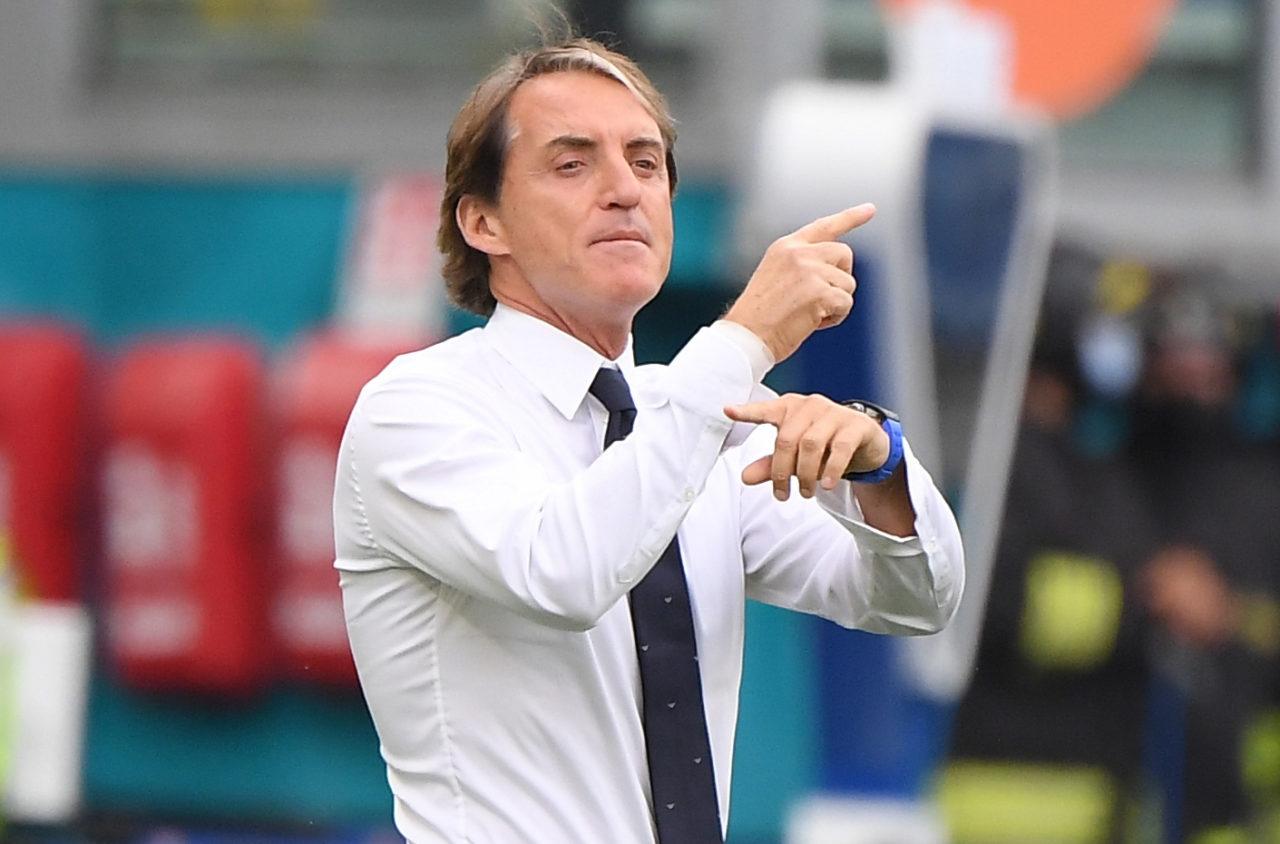 Mancini rotating