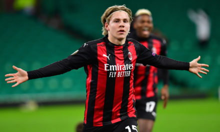 Milan only willing to sell Hauge for €12m