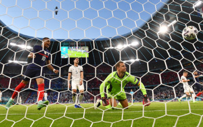 EURO 2020: FRANCE 1-0 GERMANY as it happened