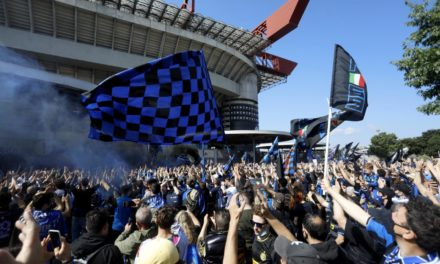 Dal Pino 'a long way off' Serie A stadiums opening up