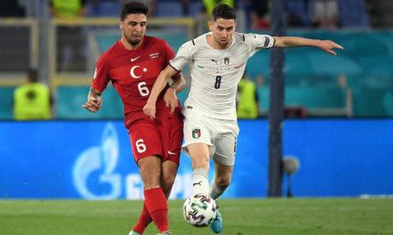 Jorginho makes Italy-Chelsea comparisons