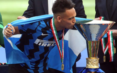 Lautaro Martinez wouldn't leave Inter for Arsenal