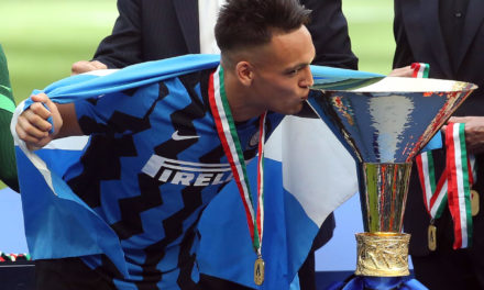 Lautaro enjoys 'special' Scudetto: 'My first title'