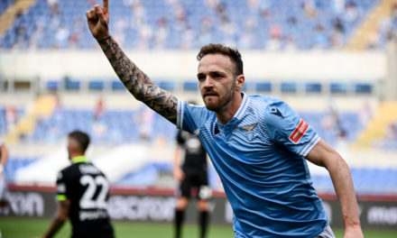 Sarri pushes Lazzari out of Lazio
