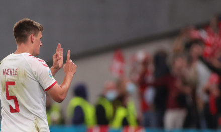 Watch: Serie A players on target as Christensen dedicates goal to Eriksen