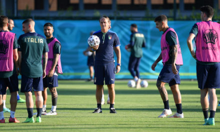 Mancini open to Italy changes