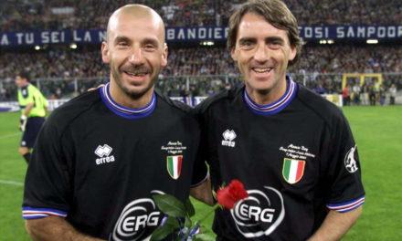 The Sampdoria Scudetto winners at the heart of Italy's Euro 2020 campaign