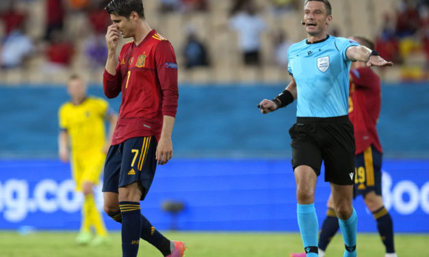 Euro 2020: Spain 0-0 Sweden as it happened