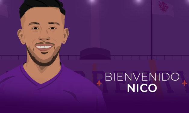 Official: Fiorentina sign Nicolas Gonzalez