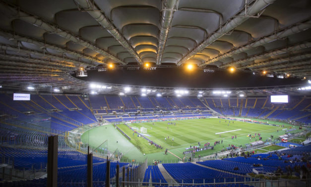Serie A to open stadiums up to 50% capacity?