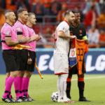 Video: Netherlands honour Pandev on last international game