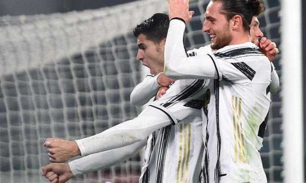 Official: Juventus extend Morata loan