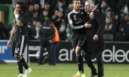 Ancelotti: 'I love Ronaldo, but…'