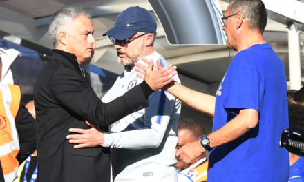 Mourinho vs. Sarri: what to expect from the Rome derby