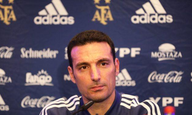 Scaloni explains Dybala omission from Argentina squad