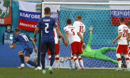 Poland 1-2 Slovakia, Serie A players take centre stage