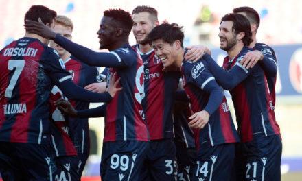 Bologna and Tottenham sweat over Tomiyasu injury