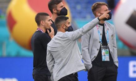 Verratti returns to Italy squad