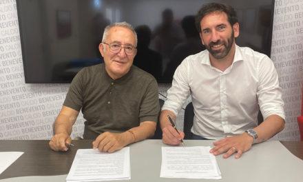 Benevento announce new coach Caserta