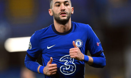 Ziyech fascinated by potential Milan move