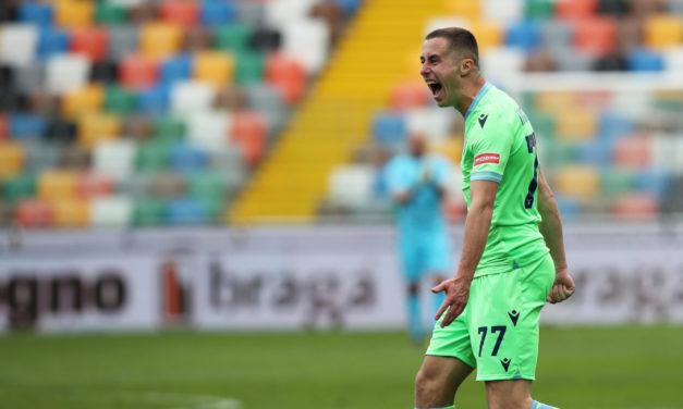 Marusic: 'Lazio solo tiene una opción'