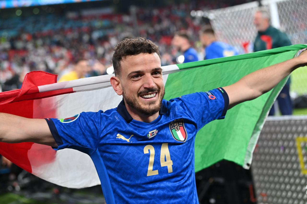 Bandera de Italia Alessandro Florenzi