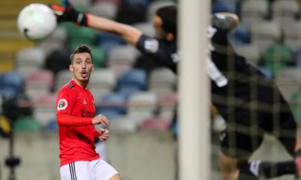 Lazio push Benfica for Grimaldo