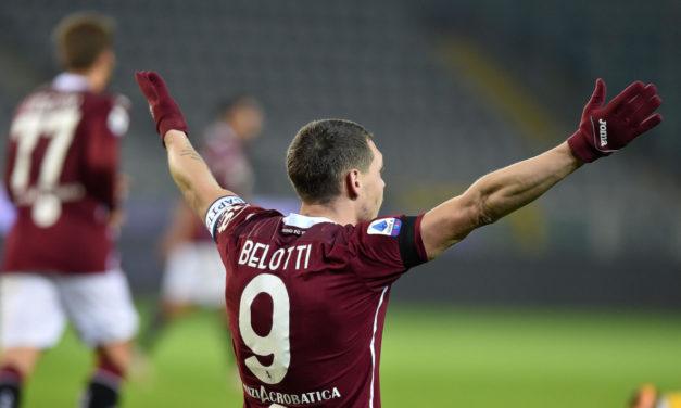 Zenit ask after Torino hitman Belotti?